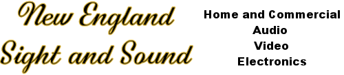 New England Sight & Sound Logo